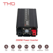 wholesale 2000w 48v 220v DC/AC pure sine wave solar power inverter