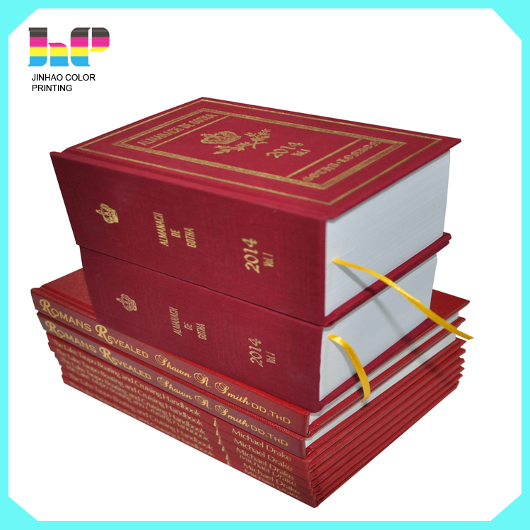 Full color custom high quality english to urdu dictionary printing