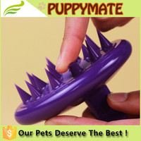 Large plastic bath tub pet grooming products dog brush