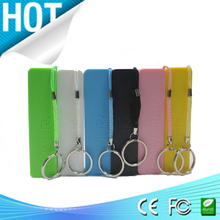 2014 New design mini portable battery charger High capacity Power Bank for all kinds of phones and other usb devices