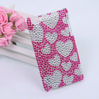 For Samsung Phone Rhinestone Cell Phone Cases