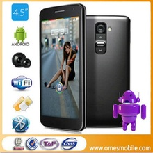 New Arrival 3G dual sim Android 4.2 double Camera Cell Phone