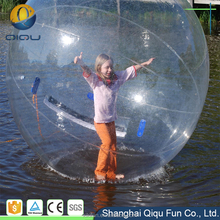 Promotional PVC/ TPU inflatable water walking balls with pool