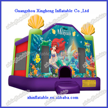 The Little Mermaid inflatable jumpers for toddlers