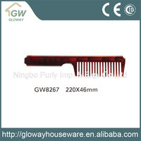 China goods wholesale small plastic hair comb