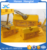 hot selling 500kg Permanent magnet lifter / magnetic lifter