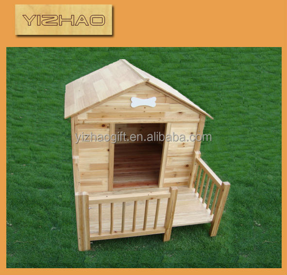 Hot Sale Made-in-China Wooden Dog House,dog house plastic YZ-1127071