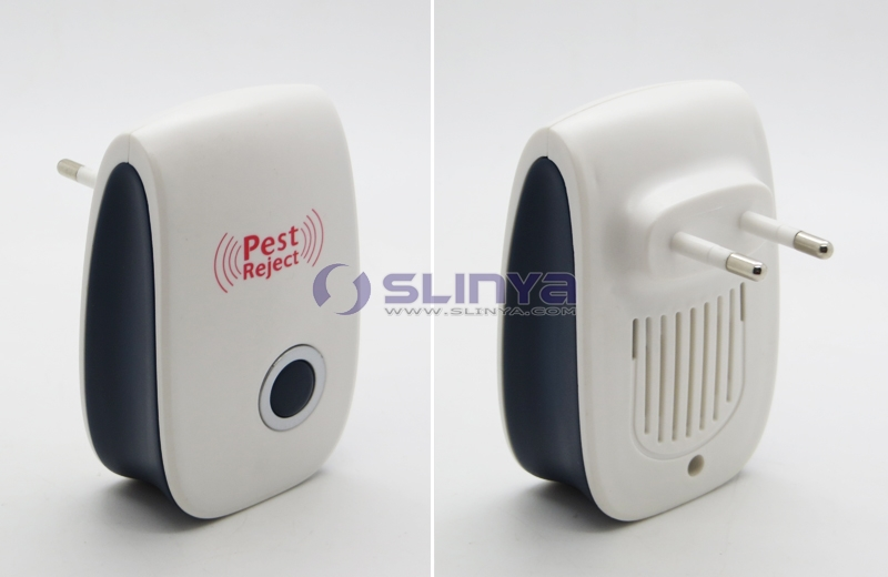 US EU AU Plug Electronic Ultrasonic Pest Repeller For Mouse Roach Mosquito Pest Repeller