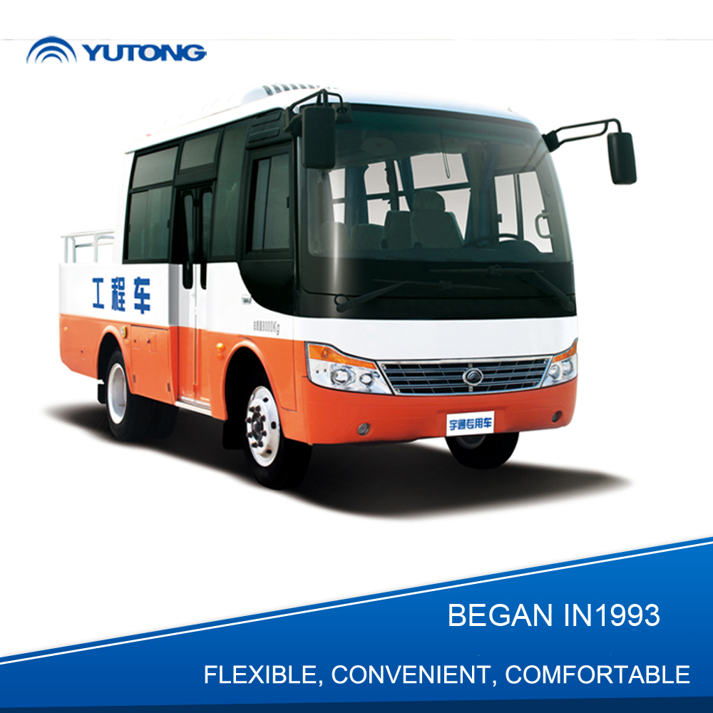 YUTONG Hot Sale New Bus With Servicee Equipment