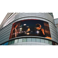 Big Commercial Advertising Billboard Price P6