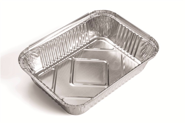 RFG260 OEM Disposable kitchen use Aluminum Foil Container