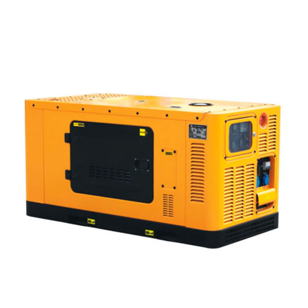 Popular type silent diesel generator 7kva with Remote control