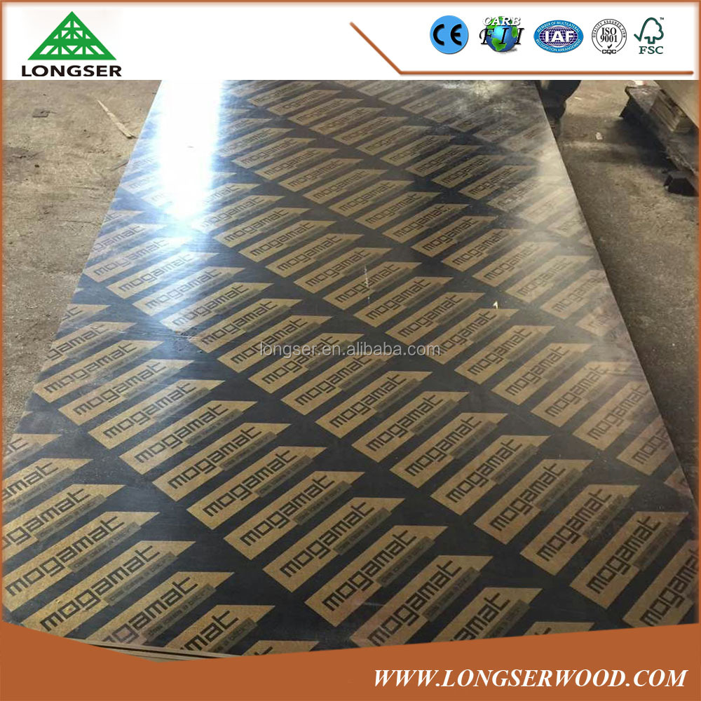 WBP Printed Brown Film Faced Plywood For Construction