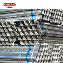 8 inch schedule 40 galvanized steel pipe with good quality