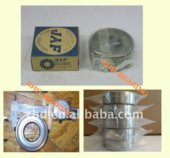 JAF small Deep Groove Ball Bearing MR62ZZ(2*6*2.5mm)