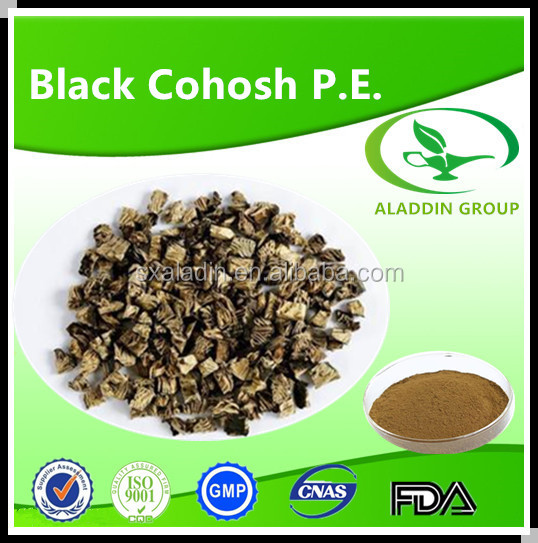 100% NATURAL Black Cohosh Extract CAS No.:84776-26-1