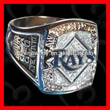 nhl championship ring china wholesale with hand set stones and one piece style
