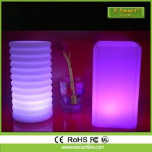 hot sell plastic reading book light, LED rechargeable cordless table lamp, animal shape