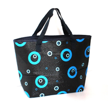 Custom Printed Wholesale Cheap PE Laminating Shopping Bag Suit Travel Resuable Shopping Bag For Women And Girls