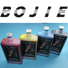 Voor dx5 inkjet printer machine originele galaxy eco solvent inkt