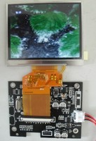 3.5 inch LCD panel/TFT/display,3.5 inch QVGA touch panel with AV input, LQ035NC211