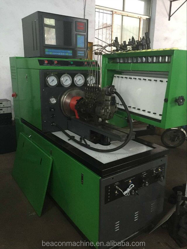 Best selling items diesel land BC3000 diesel pump injection test bench used
