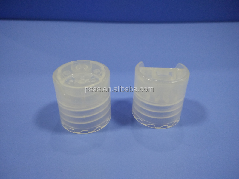 plastic disc top / disc top closure cap / PP disc top cap