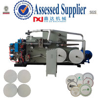 Counting machine for printed embossing paper cup tray equipment