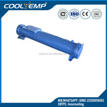 Shell and Tube Water Cooled Condenser For Cold Room