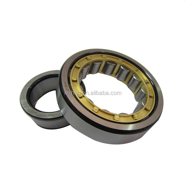 45x85x19mm Cylindrical Roller Bearing Single Row NUP209 NUP209EM