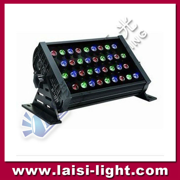 48pcs 3w color changing outdoor lights low voltage