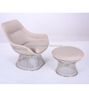 replica designer new modern leisure platner chair from guangdong factory