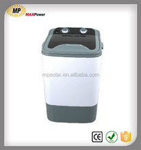 Semi-automatic professional top loading clothes washing machine 4kg 5kg