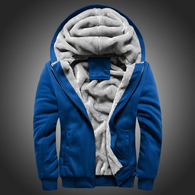 china supplier men winter clothing wholesale thick men coats with hooded