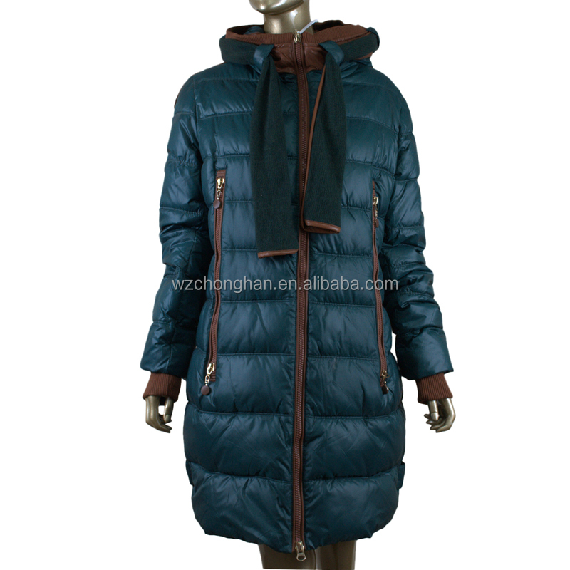 Most popular pu leather coats for women