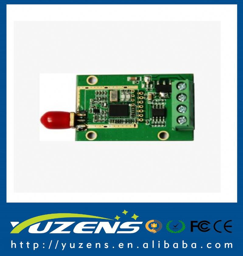 HM-TRP-RS485 wireless data transmission module RS485 serial port wireless transparent transmission