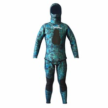 shorty style 5mm imported material soft and durable CR wet suit for underwater diving