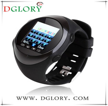 DG-MQ88L hot selling 1.44 inch watch mobile phone MTK6250 water proof bluetooth GPRS multi language wrist phone