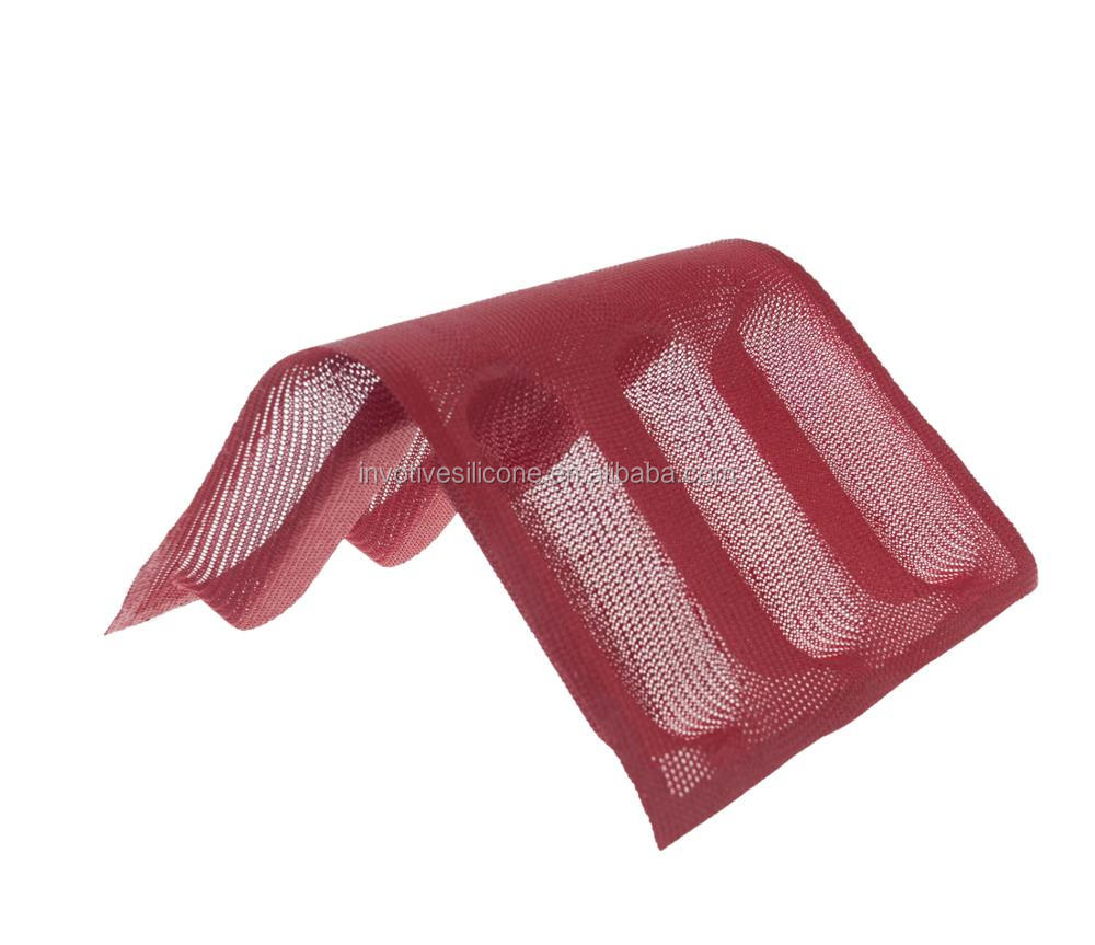 Perforated Baking Mold Baguette Tray