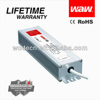 150W 12V waterproof LED driver BG-150-12 with CE ROHS approved IP68