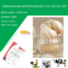 Feed Grade Allicin Oil 98% for poultry ,fish &pigeon