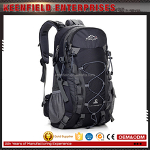 Outdoor Hiking 40L High-capacity bag Waterproof Travel backpack for men
