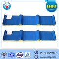 energy-saving and heat insulation polyurethane sandwich panels