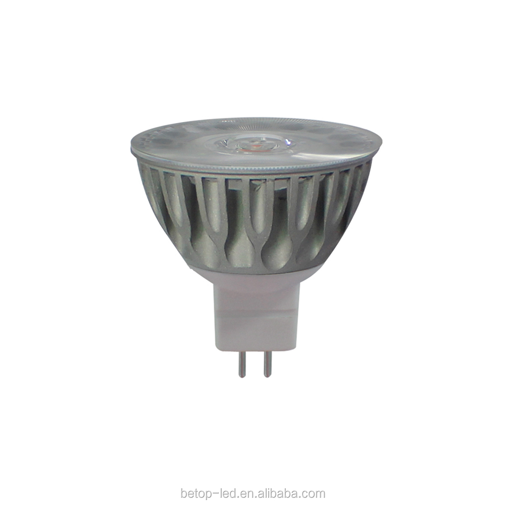 7W GU10 220v dimmable led spotlight, 7w MR16 AC/DC 12V dimmable led spotlightiing