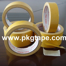 Double Sided Crepe Tape, Double Sided Masking Tape for Carpet Fixing