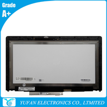 YuFan lcd display assembly with 13.3 inch 18200890 for lenovo laptop LP133WD2(SL)(B1) 04w3519