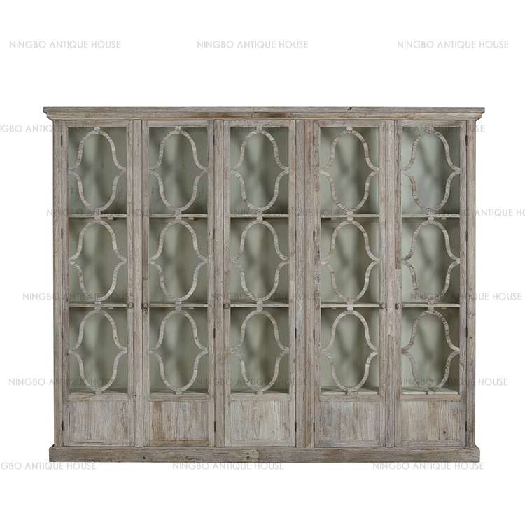 High quality durable using various L292*W45*H235 wood cabinet high end furniture
