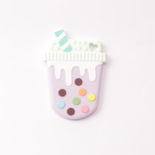 Ice cream baby silicone teething gloves teeher for babies Toys