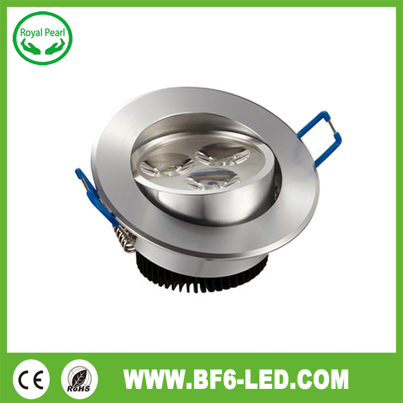 1/3/5w led downlight component