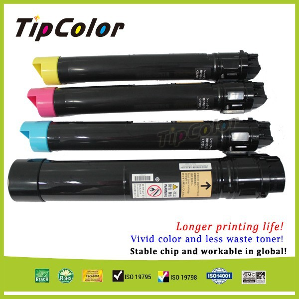 Vivid Color Compatible Xerox 7425 Toner Cartridge For Xerox Workcentre 7425 7428 7435